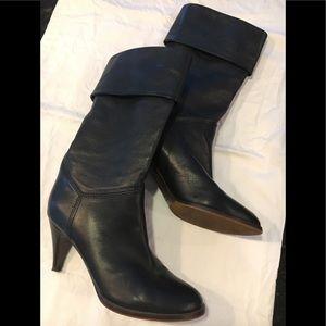 6817a72ae L'Autre Chose Mid-Calf Leather Boots